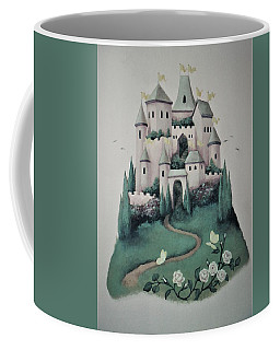 Fantasy Castle Coffee Mug