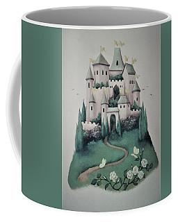 Fantasy Castle Coffee Mug