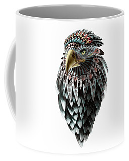 Fantasy Eagle Coffee Mug