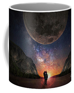 Fantasy Hike Coffee Mug