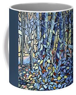 Fantasy In The Forest Coffee Mug by Joanne Smoley