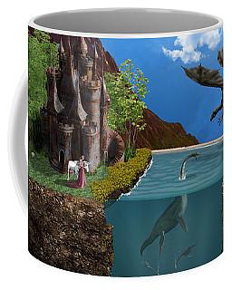 Fantasy Planet 1 Coffee Mug