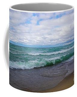 Far Away From Home Coffee Mug by Rachel Cohen