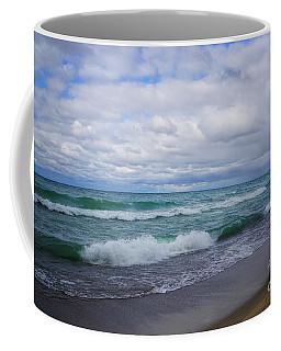 Far Far Away Coffee Mug by Rachel Cohen