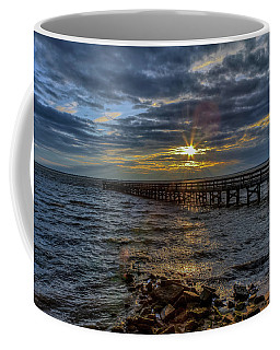 Coffee Mug featuring the photograph Far From Home by Jerry Gammon