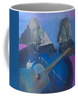 Faraglioni Serenade Coffee Mug
