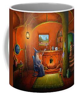 Farewell Old Friend. Coffee Mug