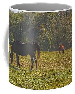 1012 - Fargo Road Horses I Coffee Mug