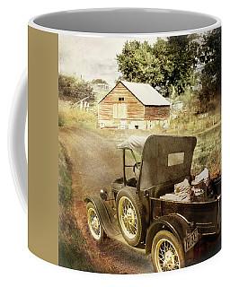 Farm Delivered Coffee Mug