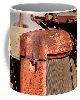 Coffee Mug featuring the photograph Farm Equipment 8 by Ely Arsha