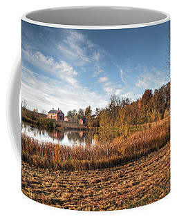 Farm Fall Colors Coffee Mug