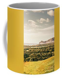 Farm Fields To Seaside Shores Coffee Mug