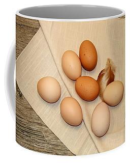 Farm Fresh Eggs Coffee Mug