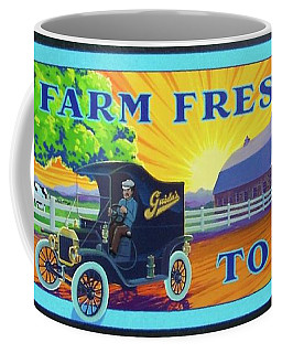 Farm Fresh To You  Coffee Mug