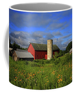 Farm Morning Coffee Mug