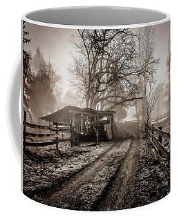 Farm Road Late Autumnl. Coffee Mug