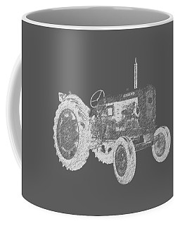 Antique Tractor Coffee Mugs | Fine Art America