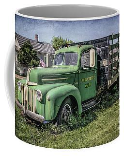 Farm Truck Coffee Mug