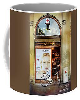 Farmacia Bioderma Bicycle Coffee Mug