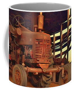 Farmall 300 #1. South Hero, Vermont Coffee Mug