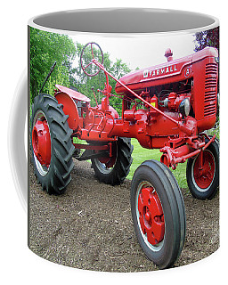 Farmall Coffee Mug by Susan Lafleur
