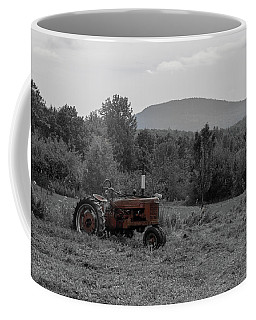 Farmall Tractor - Dedham Maine Coffee Mug