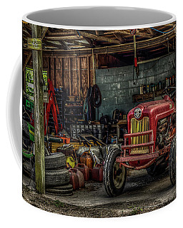 Farmall Tractor - Forever Florida Coffee Mug