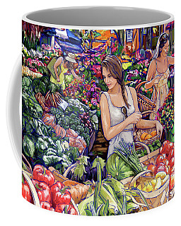 Farmer Market H Coffee Mug