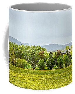 Farmers Crop Coffee Mug
