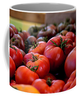 Farmer's Market Bounty Coffee Mug