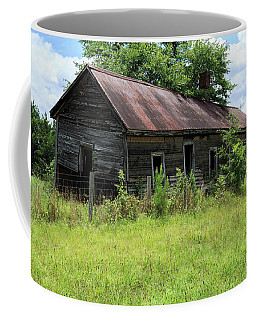 Farmhouse Abandoned Coffee Mug