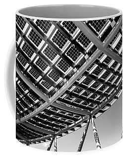 Farming The Sun - Architectural Abstract Coffee Mug