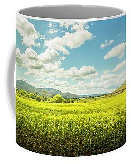 Farmland Colour Coffee Mug