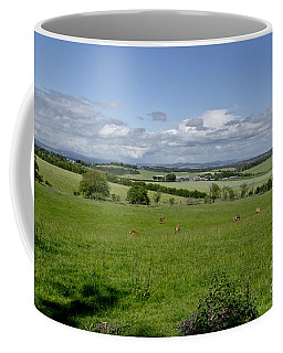 Farmland In Beecraigs. Coffee Mug