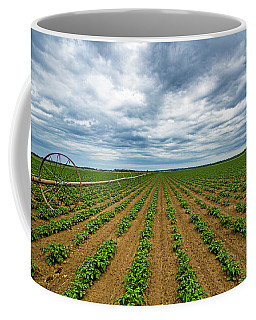 Farmland On The North Fork Coffee Mug