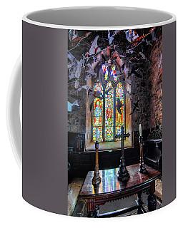 Farne Island Church Coffee Mug
