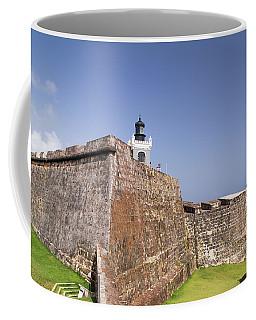Faro Del Castillo Del Morro Coffee Mug