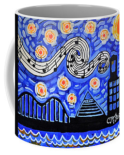 Memphis Nights Coffee Mug