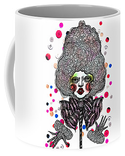 Fashion Doll Coffee Mug