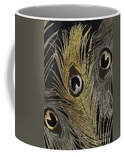 Fashion Feathers II Coffee Mug