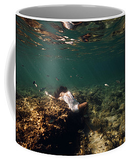 Fashion Mermaid Coffee Mug