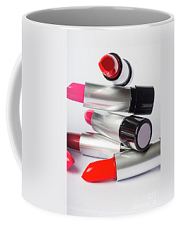 Fashion Model Lipstick Coffee Mug