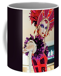 Fashion Show Christmas Ornament Top Coffee Mug