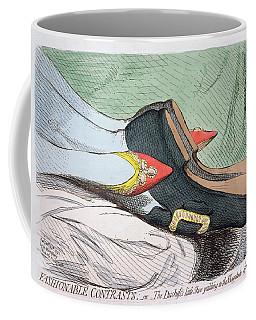 Fashionable Contrasts Coffee Mug