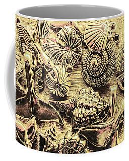 Fashioning A Oceanic Theme Coffee Mug