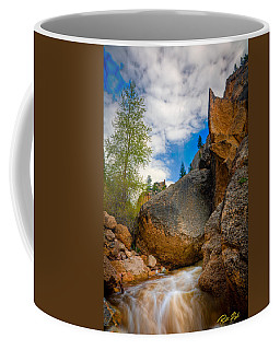 Fast-flowing Crazy Woman Coffee Mug