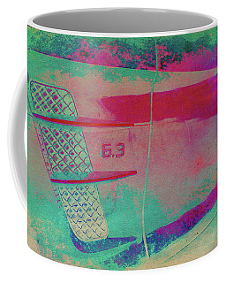 Fast Lane Coffee Mug