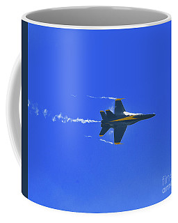 Fast Pass - Us Navy Blue Angels Coffee Mug