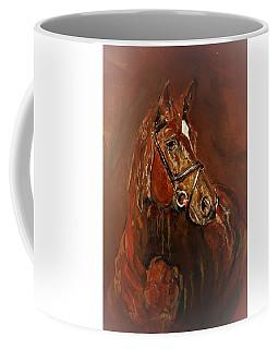 Fasten With A Buckle Coffee Mug