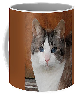 Fat Cats Of Ballard 3 Coffee Mug